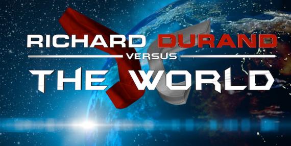 Richard Durand VS The World Hammarica PR Electronic Dance Music News