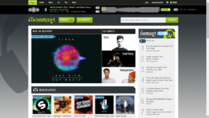 Kalm Kaoz Beatport feature